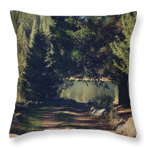 You'll Never Understand Throw Pillow by Laurie Search