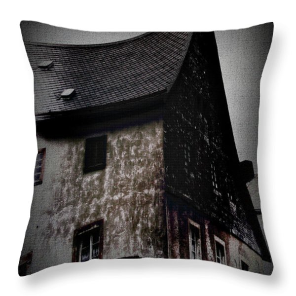 001 Throw Pillow by Mimulux patricia no