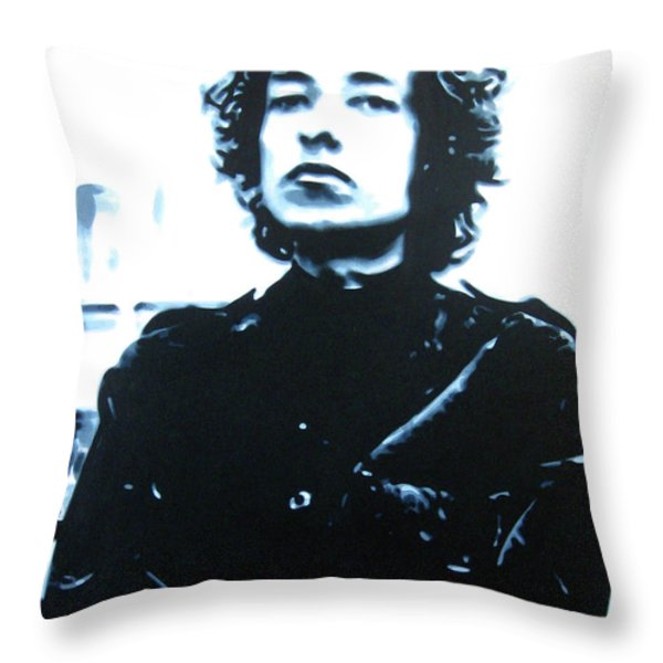 All the truth in the world adds up to one big lie Throw Pillow by Luis Ludzska