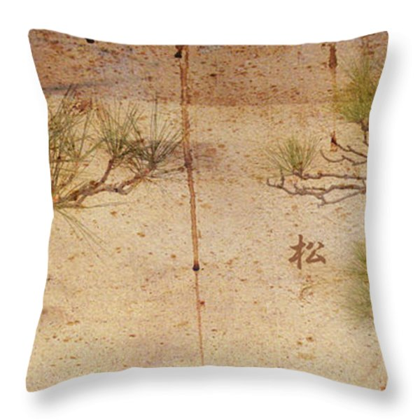 Love Throw Pillow by Eena Bo
