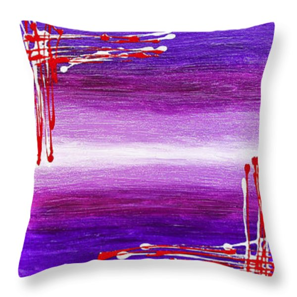 207917-24-27 Throw Pillow by Svetlana Sewell