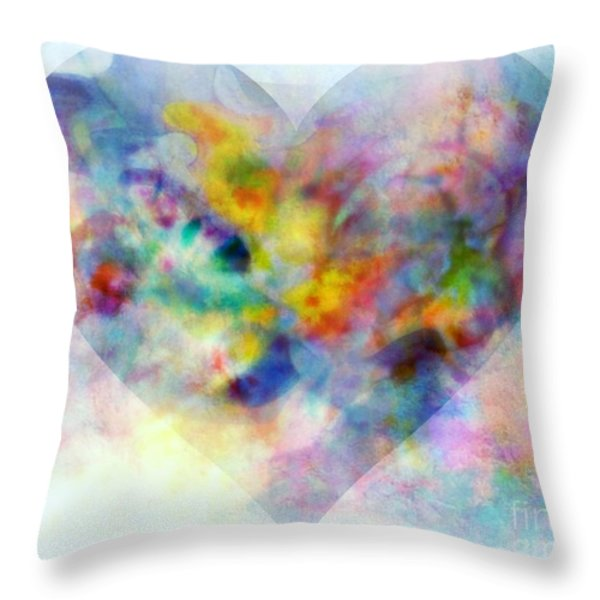 A Love Remembered Throw Pillow by Wbk