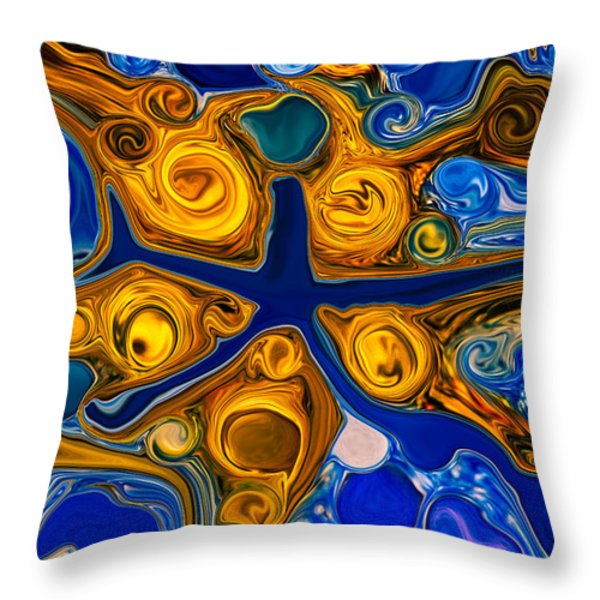 A Star is Born Throw Pillow by Omaste Witkowski