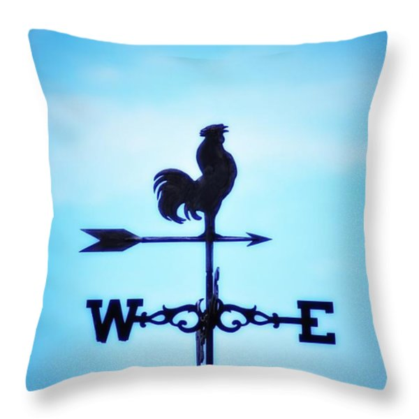 Any Way The Wind Blows Home Throw Pillow by Bill Cannon