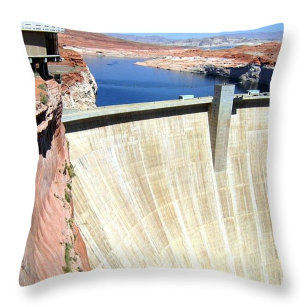 Arizona 20 Throw Pillow by Will Borden