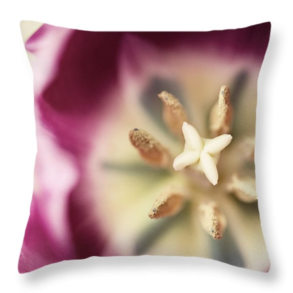 Beautiful Child Throw Pillow by Lisa Russo