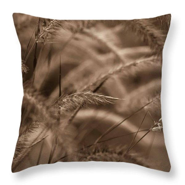 Burgundy Giant Throw Pillow by DigiArt Diaries by Vicky B Fuller