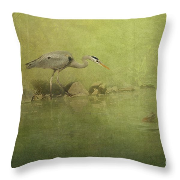 Come Hither Throw Pillow by Reflective Moment Photography And Digital Art Images