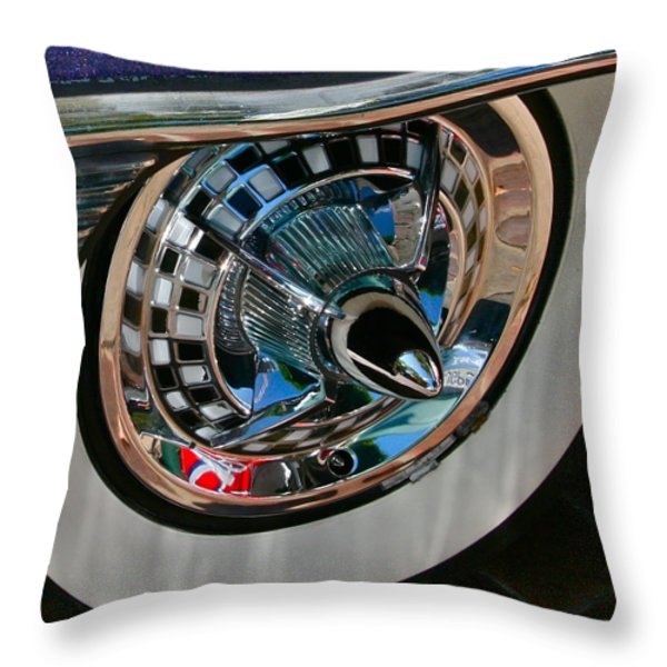 Custom Roulette Throw Pillow by Gwyn Newcombe