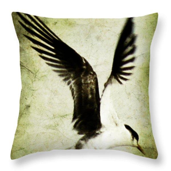 Emancipate Throw Pillow by Andrew Paranavitana