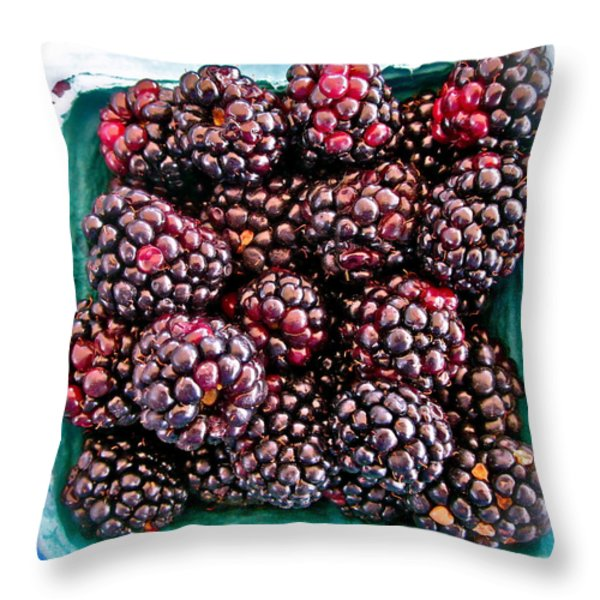 Gotta Have These Throw Pillow by Gwyn Newcombe