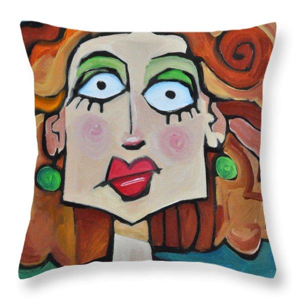 Herringbone Throw Pillow by Tim Nyberg