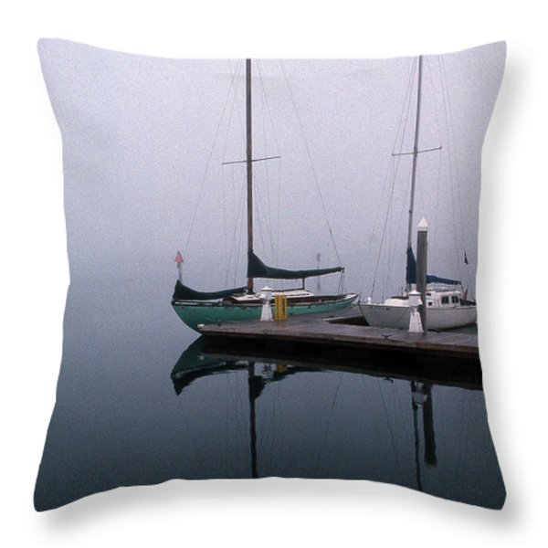 HOME AGAIN Throw Pillow by Skip Willits