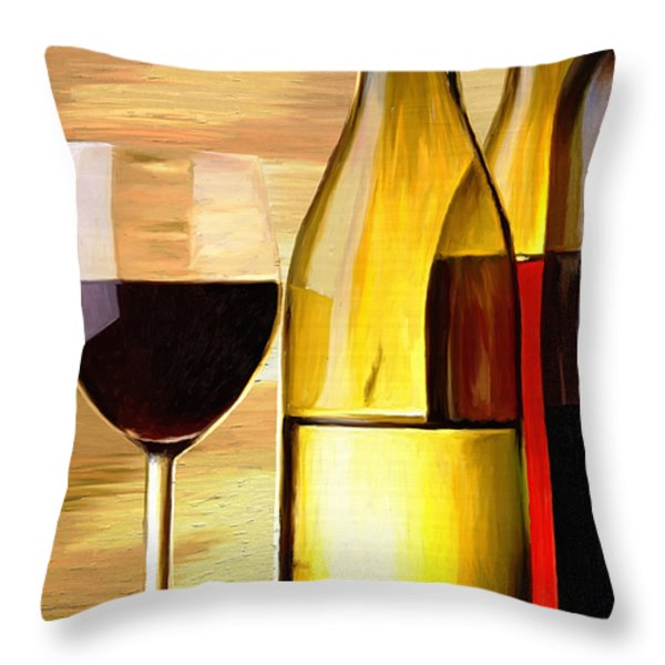 Homemade Throw Pillow by James Shepherd