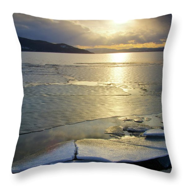 Hope Throw Pillow by Idaho Scenic Images Linda Lantzy