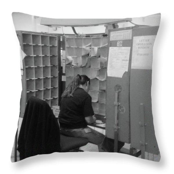 Hot Case Throw Pillow by WaLdEmAr BoRrErO