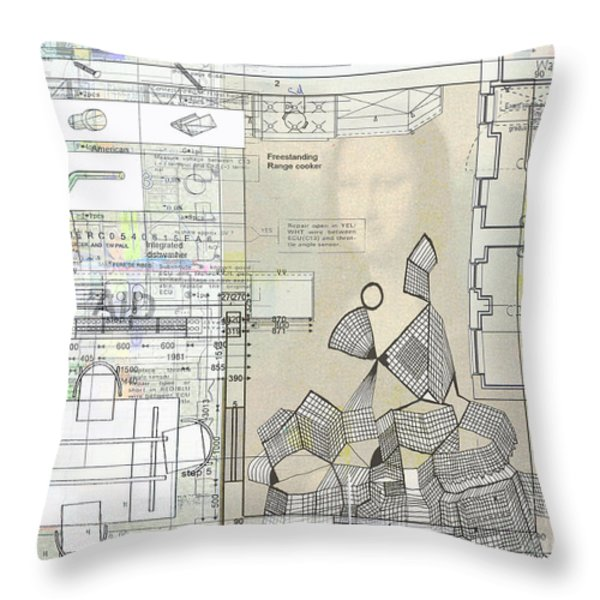 How to make NOT Art  Part 1  Throw Pillow by Andy  Mercer