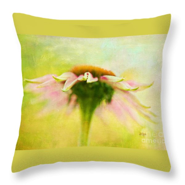 In Perfect Harmony Throw Pillow by Lois Bryan
