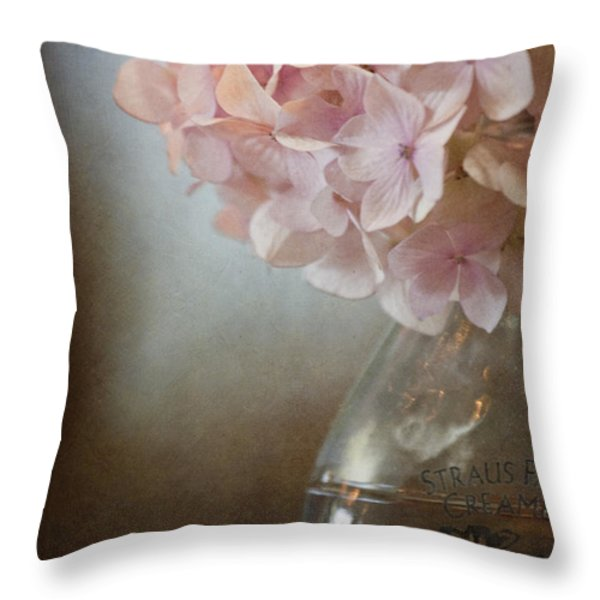 In The Country Throw Pillow by Margie Hurwich