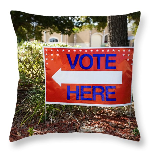 It is Your Responsibility Throw Pillow by Diane Macdonald