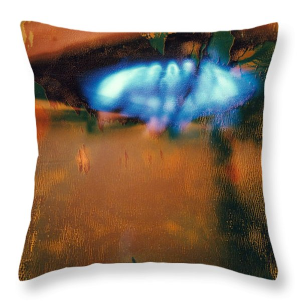 Lift Off Throw Pillow by JC Armbruster
