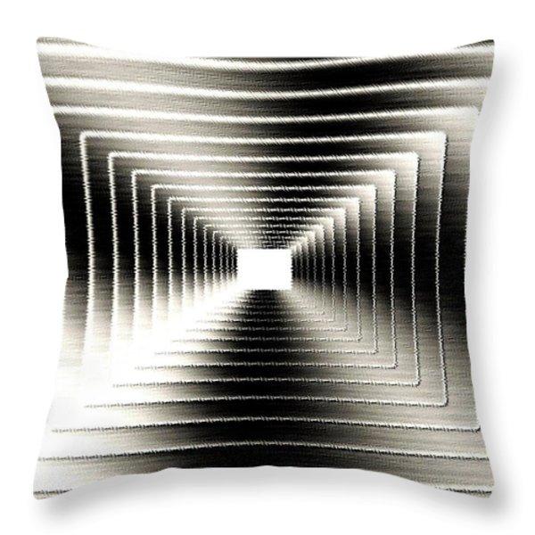 Luminous Energy 3 Throw Pillow by Will Borden
