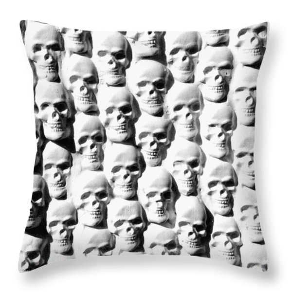 Melancholic Journey 2 Throw Pillow by Mark Cawood