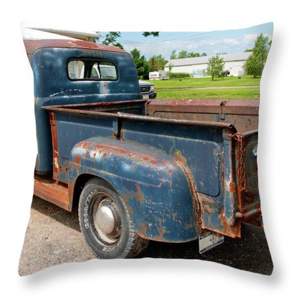Mercury 2236 Throw Pillow by Guy Whiteley