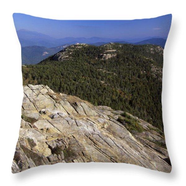 Mount Chocorua - White Mountains New Hampshire USA Throw Pillow by Erin Paul Donovan