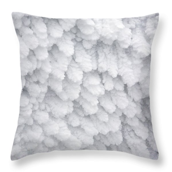 Mount Lafayette - White Mountains New Hampshire Usa Throw Pillow by Erin Paul Donovan