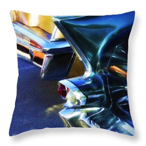 Nostalgia Throw Pillow by William Dey