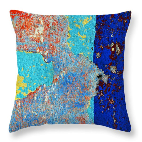 Occupation Throw Pillow by Skip Hunt