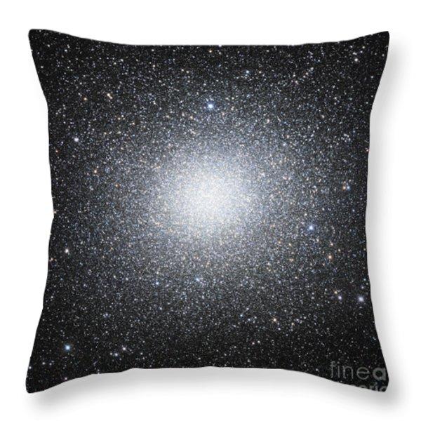 Omega Centauri Or Ngc 5139 Throw Pillow by Robert Gendler
