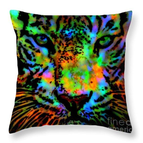 Oz Throw Pillow by WBK