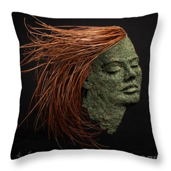 Prepared For Peace Throw Pillow by Adam Long