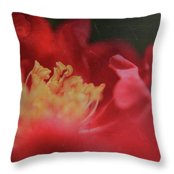 Reaching For Joy Throw Pillow by Laurie Search