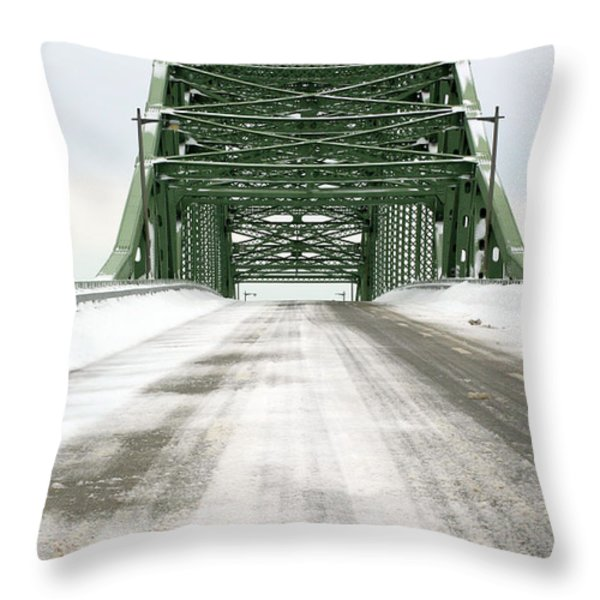 Ready for Summer V Throw Pillow by JC Findley