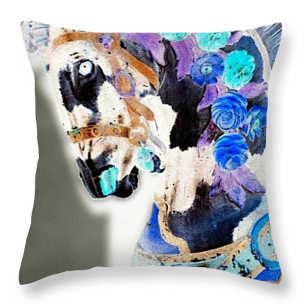 REVERSE JOURNEY Throw Pillow by JAMART Photography