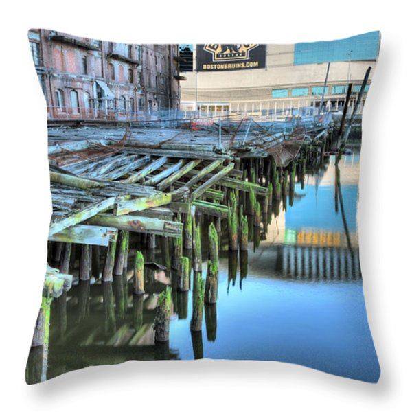 Revitalization  Throw Pillow by JC Findley