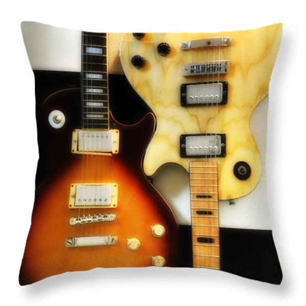 Summer Of 69 Throw Pillow by Bill Cannon