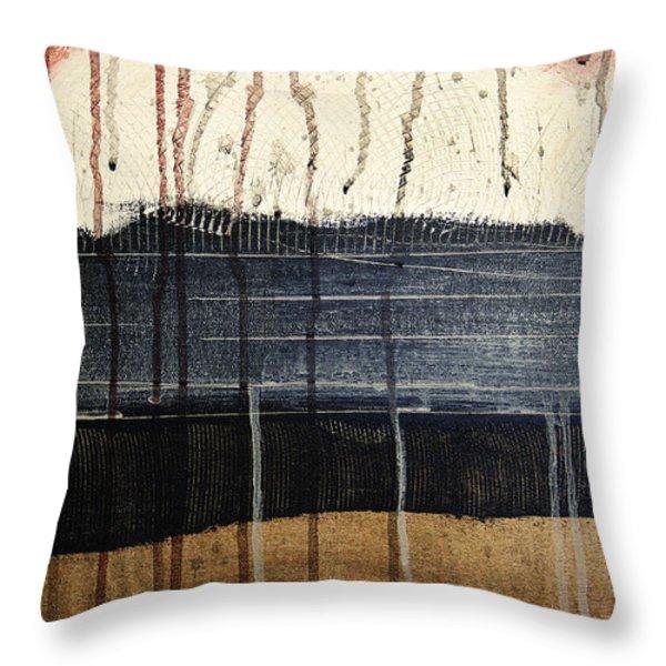 Sunburst Throw Pillow by Brian Drake - Printscapes