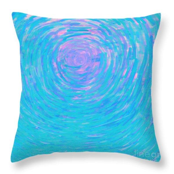 Sweet Dream Throw Pillow by Atiketta Sangasaeng