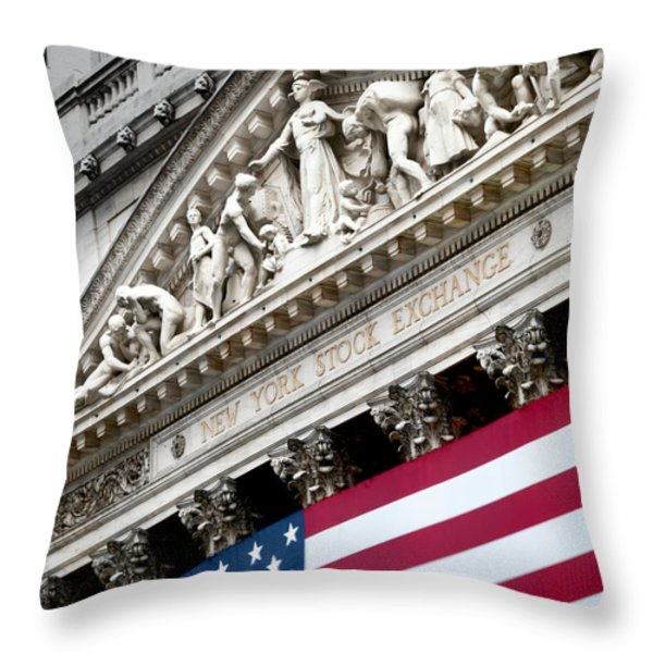 The Elaborate Stone Work On The New Throw Pillow by Justin Guariglia
