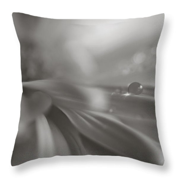 The Way Your Eyes Sparkle Throw Pillow by Laurie Search