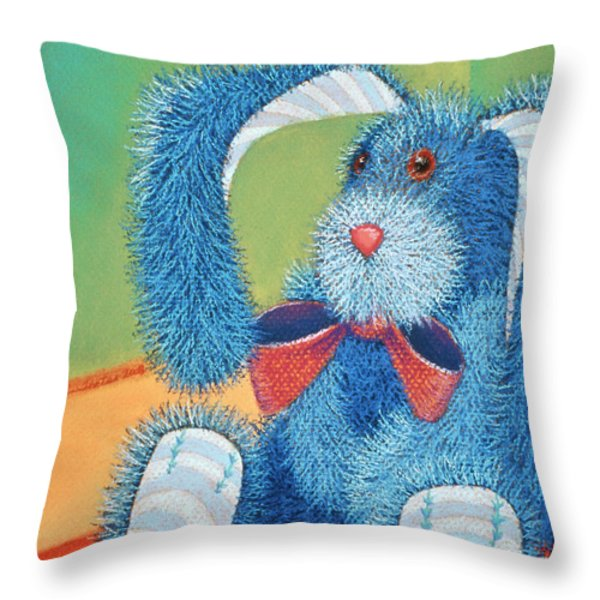 Time Out Throw Pillow by Tracy L Teeter