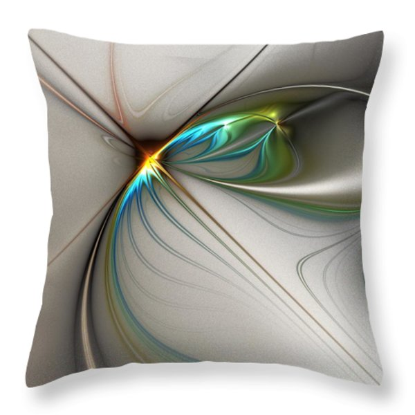 Untitled 02-16-10-a Throw Pillow by David Lane