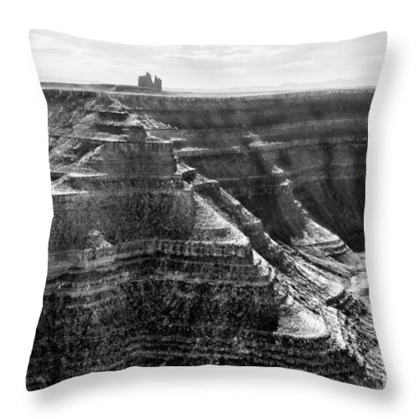 Utah Outback 14 Throw Pillow by Mike McGlothlen