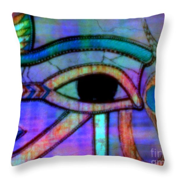 What Dreams May Come Throw Pillow by WBK