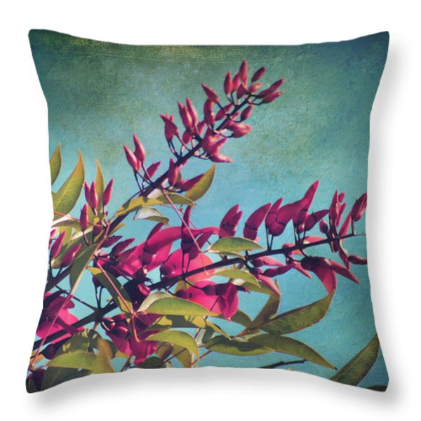 When You Love Someone.... Throw Pillow by Laurie Search