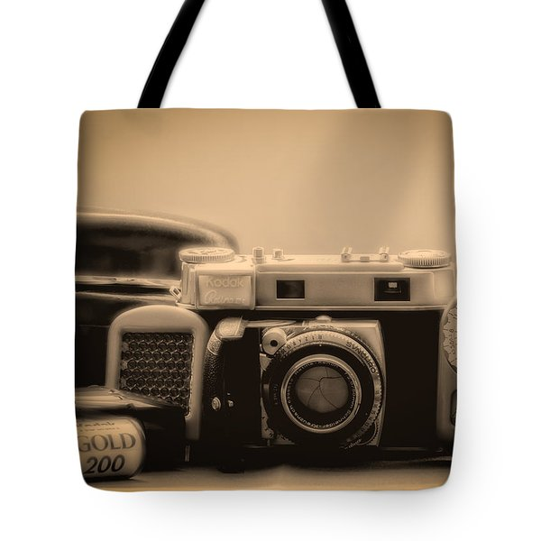 A Kodak Moment Tote Bag by Donna Lee